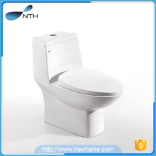 Sanitary ware s-trap bio toilet with tank