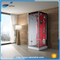 NTH factory supplies classic CUPC red computer controlled steam shower room with shower holder