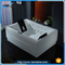 NTH 2017 hot sale fancy ISO9001 acrylic corner hot tubs