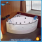 NTH 2017 new product custom villa massage natural wooden tub
