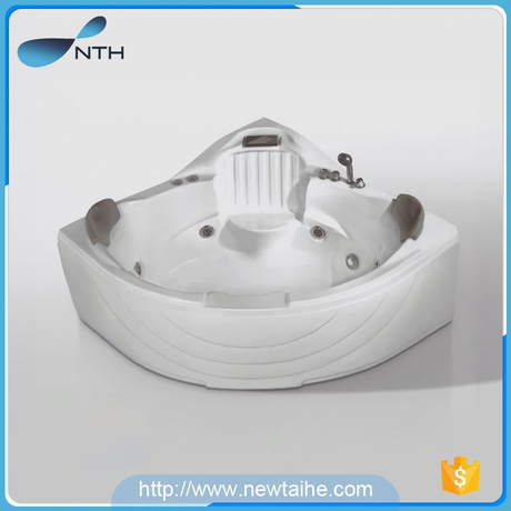 NTH china supplier modern suite radio and speaker antique fountain nozzle bathtub