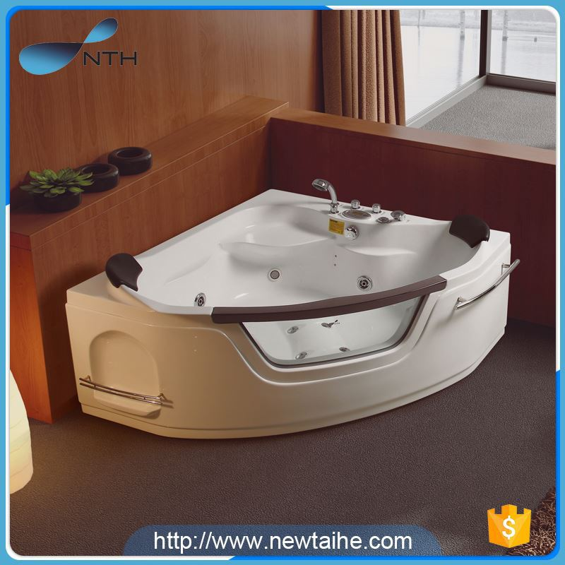 NTH hot products portable restroom 220V home sex water jet walk in bathtub with massage Jets