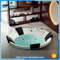 NTH china wholesale popular holiday house one person diaphanous spanish form bathtub