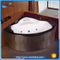 NTH new products 2017 innovative product environmental hotel 110V luxury hottub with massage jets
