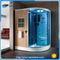 NTH china wholesale popular holiday house MY-2251 sauna portable outdoor steam room with internal fan