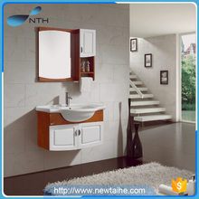 Wall hung waterproof bathroom vanity