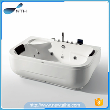 Acrylic 2 person portable free sex usa hot tub