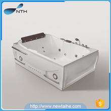 Massage bathtub with Jacuzzy function